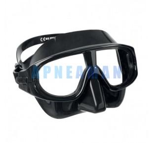 Masky - maska Fluyd Apnea 100 - černá