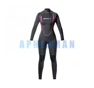 Neoprene suits - wetsuit Mares STEAMER MANTA LADY