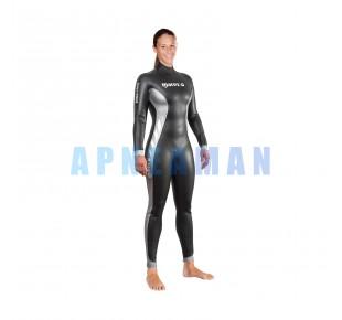 Neoprenové obleky - neopren Mares Steamer Apnea Infinity 30 Lady
