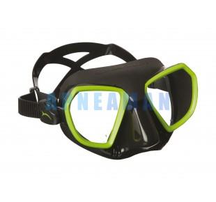 Nízkoobjemové masky - maska Salvimar Fluyd Noah bílá/modrá