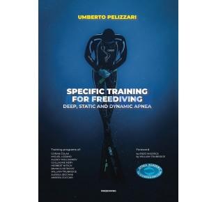 Literature - book SPECIFIC TRAINING FOR FREEDIVING by Umberto Pelizzari