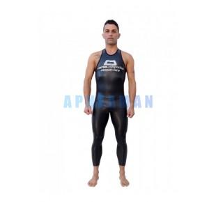 Neoprenové obleky - oblek Cetma Composites  DYNAMI-TECH 2mm, černá