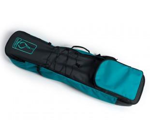 Batohy a tašky - batoh Apneaman PERFECT - šedá/tyrkysová