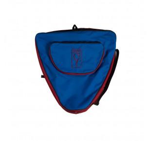 Batohy a tašky - batoh Apneaman MONO - modrá/červená