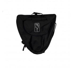 Batohy a tašky - batoh Apneaman COMBO - černá/černá