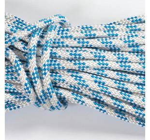 Bóje a příslušenství - lano Apneaman DM 12mm bílá/modrá