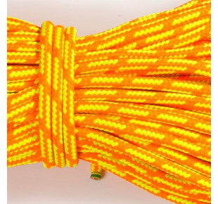 Buoys and equipment - rope Apneaman, GALE, 11mm, reflective