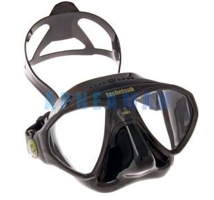 Nízkoobjemové masky - maska Aqualung Micromask černá