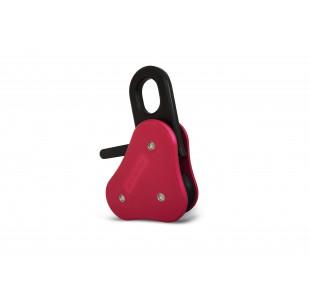 Bóje a příslušenství - kladka 2BFREE s nízkým třením - červená