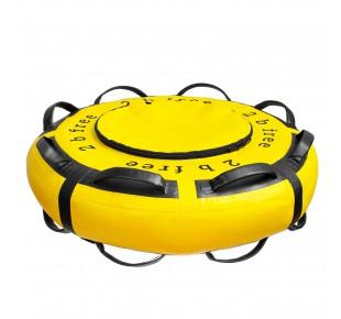 Bóje a příslušenství - bóje 2BFREE Freediving - žlutá