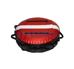 Buoys and equipment - buoy Apneaman diameter 70cm - red (without inner