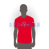 T-shirt Freediver AA - short sleeve, red