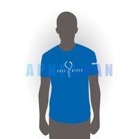 T-shirt Freediver AA - short sleeve, sv. blue