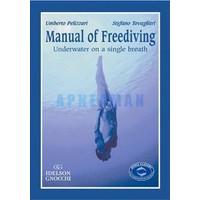 kniha Manual of Freediving