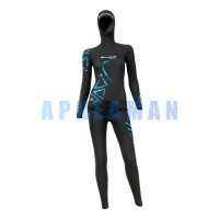 wetsuit Fluyd TRAINING HT Weld System 2,5mm - LADY