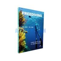 kniha FREEDIVING - Techniky, tajemství a životní