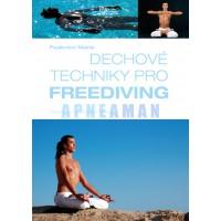 kniha Dechové techniky pro FREEDIVING