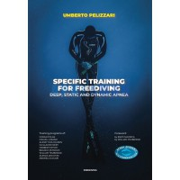 kniha SPECIFIC TRAINING FOR FREEDIVING od Umberto Pelizzari