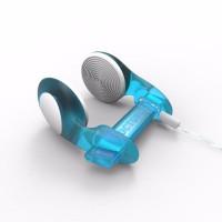 noseclip Octopus CLASSIC - transparentní modrá