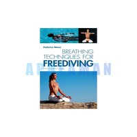 kniha Breathing techniques for freediving