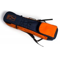backpack Apneaman PERFECT - dark blue/orange