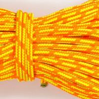 lano Apneaman GALE 12mm reflexní žlutá/oranžová