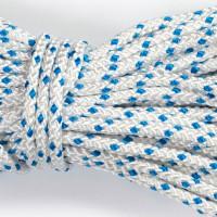 lano Apneaman TRAINING 10mm bílá / modrá