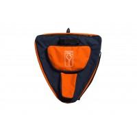 backpack Apneaman COMBO - dark blue/orange