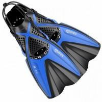 ploutve Mares X-ONE - modrá