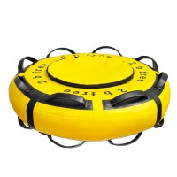 bóje 2BFREE Freediving - žlutá