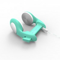noseclip Octopus, CLASSIC, turquoise